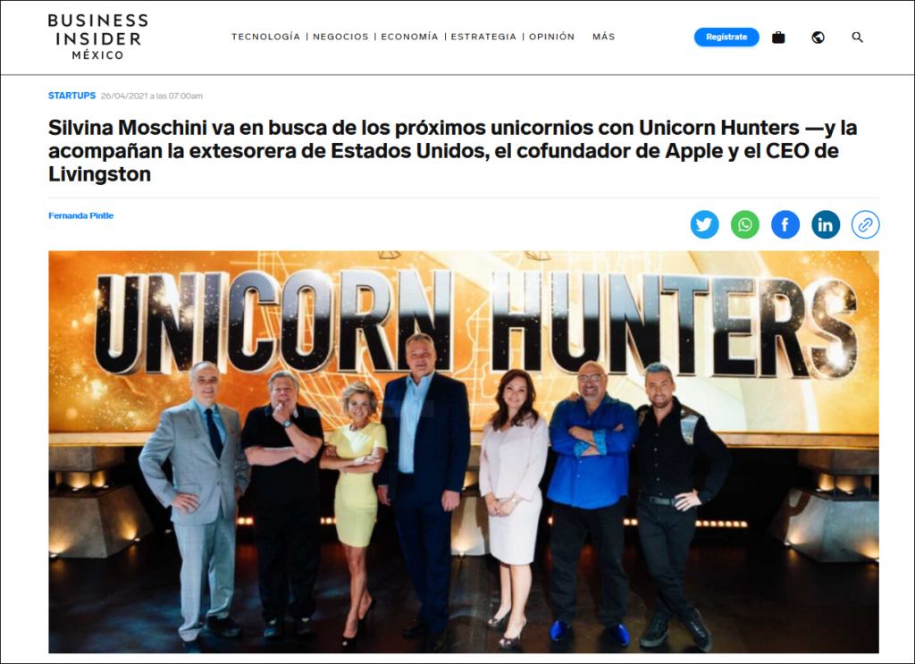 Unicorn Hunters In the News Business Insider