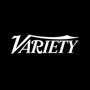 Variety white logo