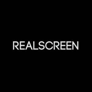 realscreen logo