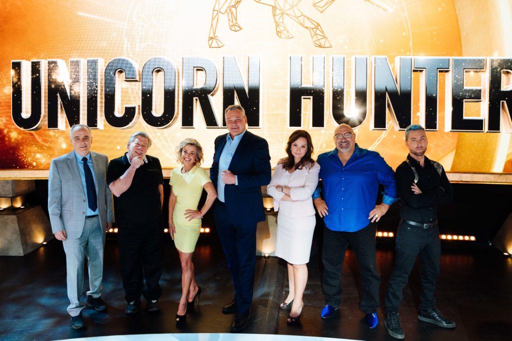 Unicorn Hunters cast